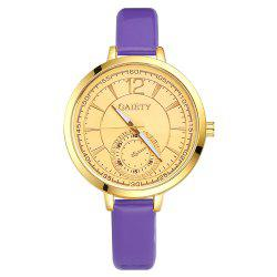 GAIETY G191 Women Fashion Luxury Classic Casual Watches Female Lady Watch -