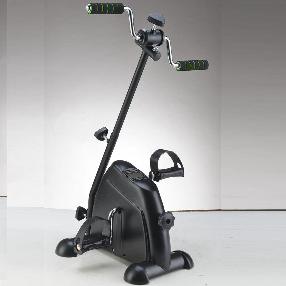 Shops Mini Pedal Exerciser with Adjustable Handle Cycle