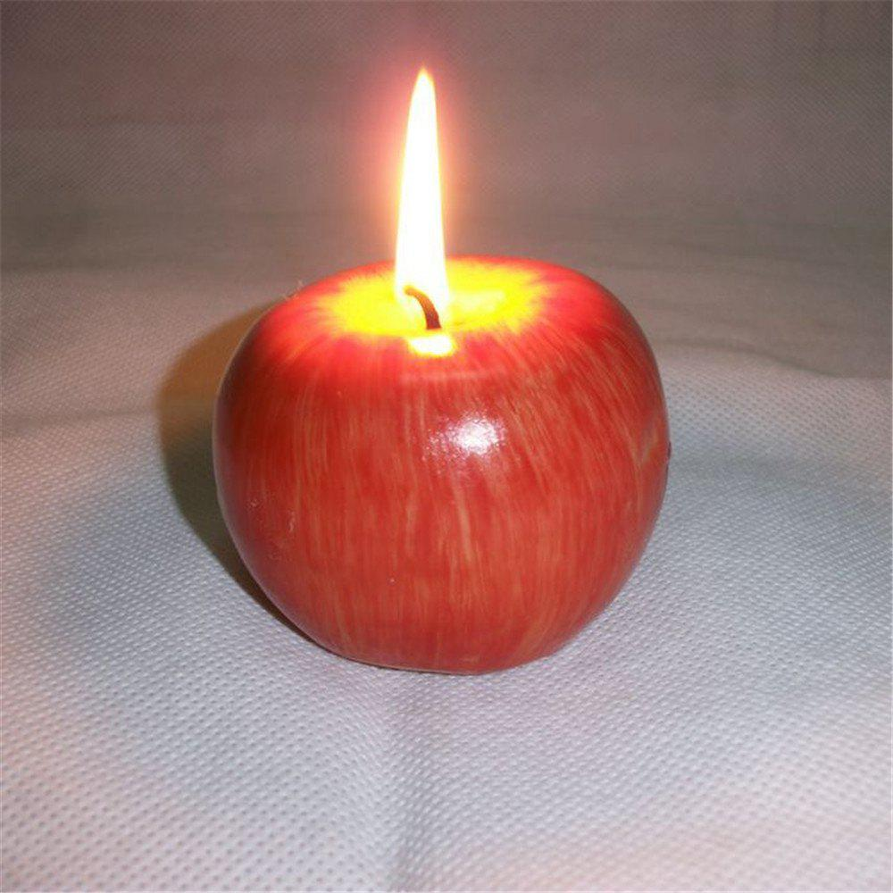 Discount Creative Candles for Wedding Birthday XMAS Party Home Decorations Artificial Wax Candle