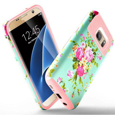 Unique For Samsung S7 Phone Protective Cover Orchid Protective Sleeve