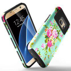 For Samsung S7 Phone Protective Cover Orchid Protective Sleeve -