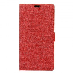 Solid Color Linen Texture Holster for One Plus 5T -