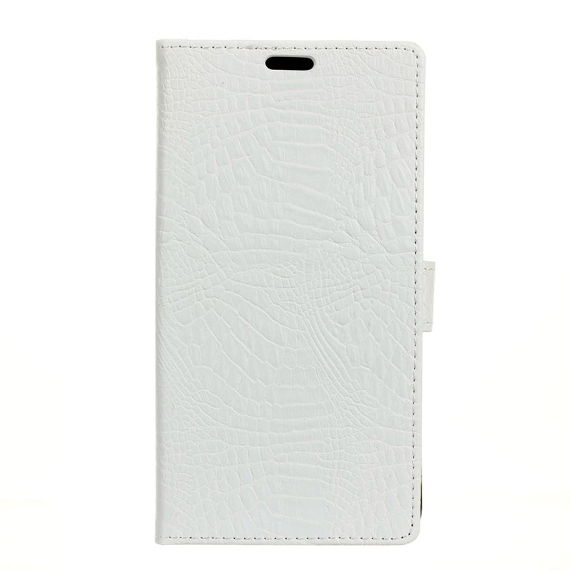 Buy Retro Crocodile Pattern Business Leather Case for One Plus 5T