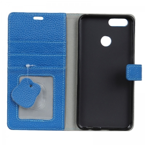 Solid Color Business Leather Holster for One Plus 5T -