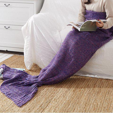 Outfits New Children Adult Contracted Mermaid Tail Blanket
