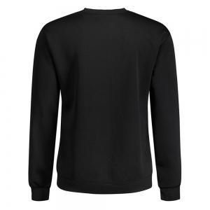 Explosions Men'S Shirt Large Size Loose Letters Embossed Sweatershirt -