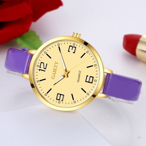 GAIETY G227 Women Leather Watch -