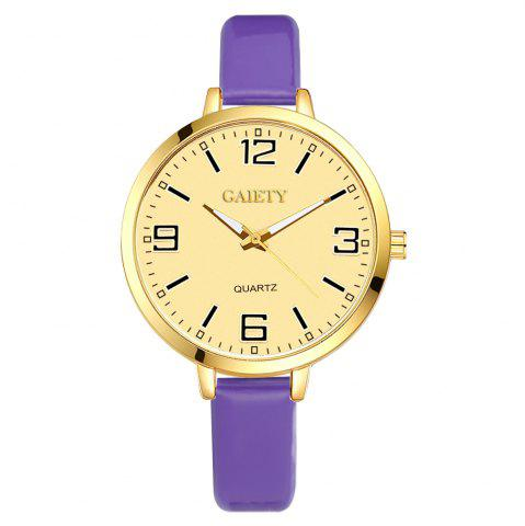 Buy GAIETY G227 Women Leather Watch