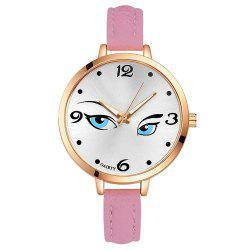 GAIETY G301 Women Fashion Leather Watch -