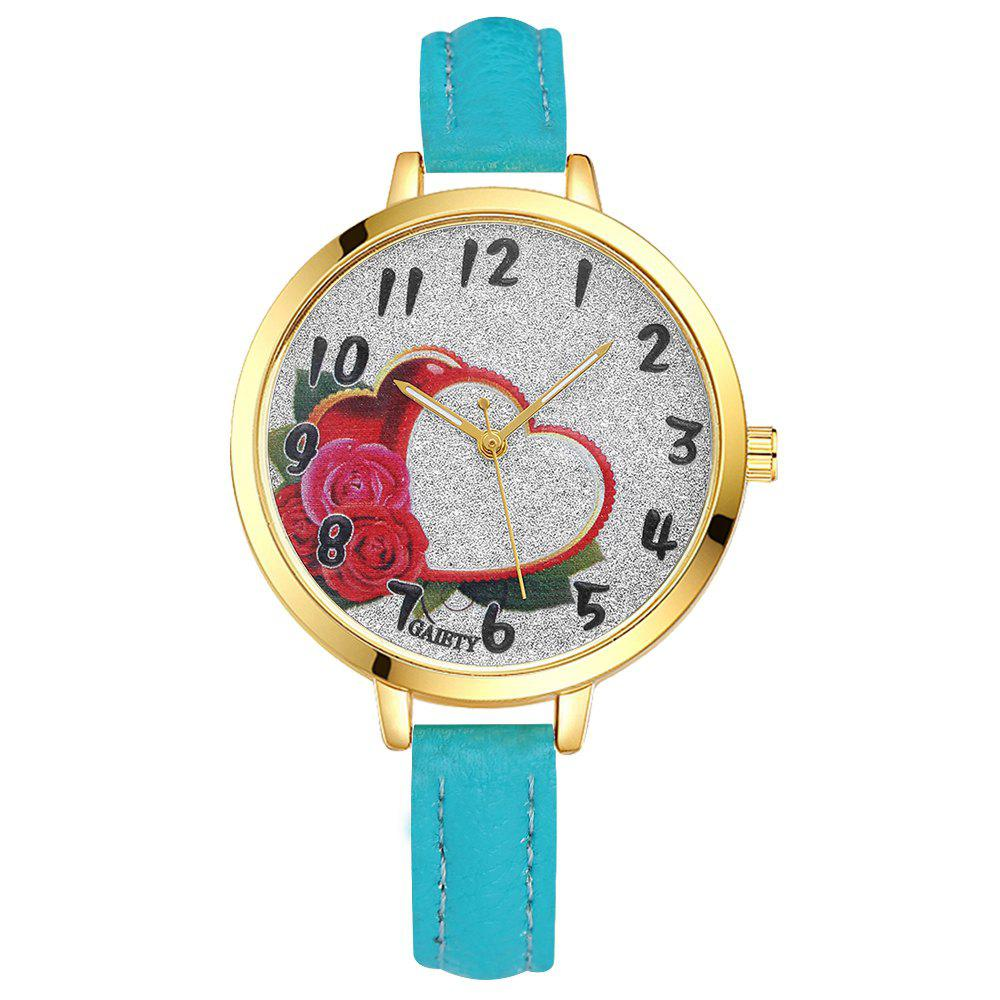 Discount GAIETY G312 Women Fashion Leather Watch