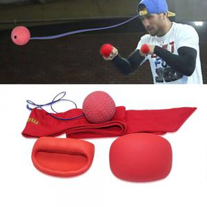 Boxing Speed Training Ball Boxer Speed Reaction Base Ball Rebound Ball Fright Equipment Accessories Fitness Ball -