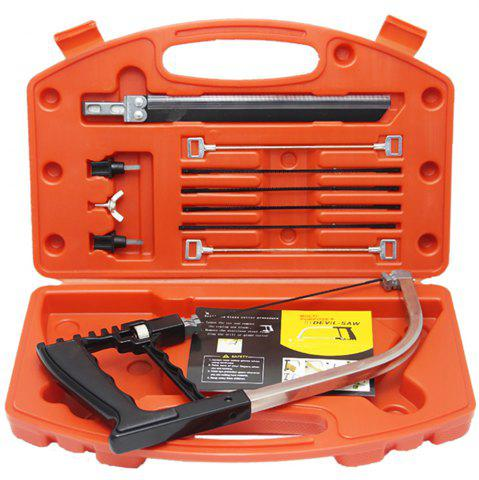 Shop Multifunction Magic Saw DIY Hand Saws Woodworking Saw Set Cutting Metal Wood Glass Plastic Rubber with replacement Blade