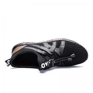 New Stripe Solid Color Outdoor Casual Shoes -