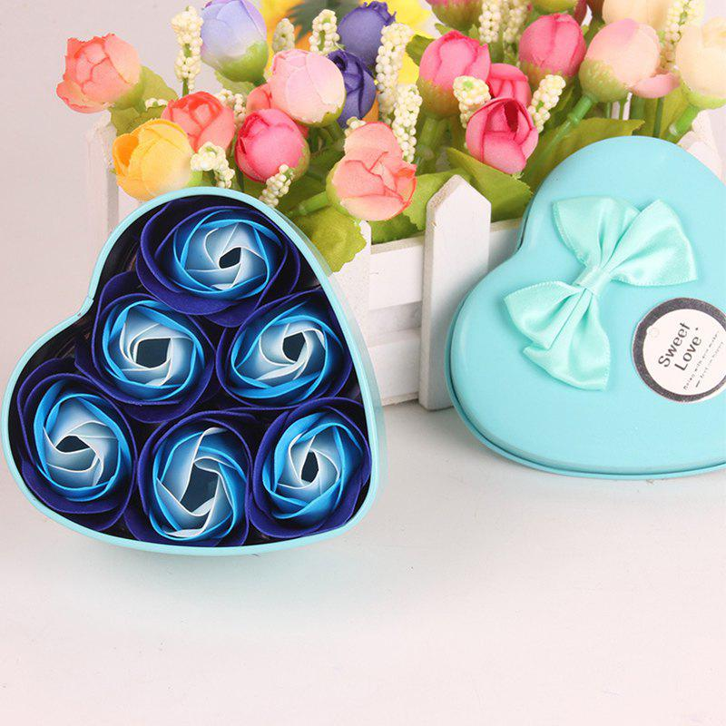 Buy Simulation Flower Elegant Lifesome Artificial Soap Flowers With Box