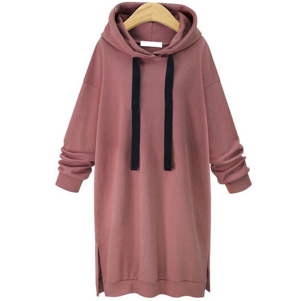 Discount Hooded Long Sleeved Hoodie