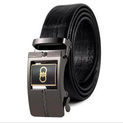 New Multifunctional Rotary Buckle Belt Buckle Moving Men'S Logo -
