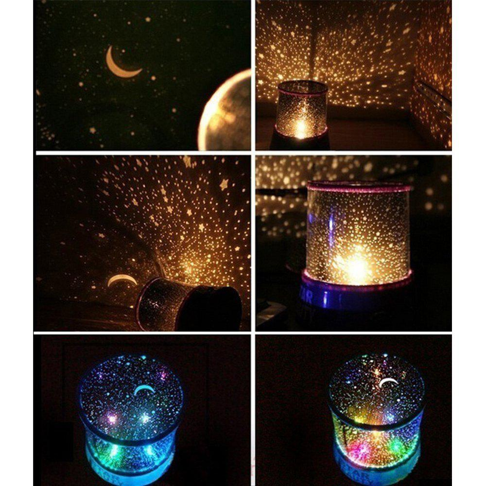 Image of Sky Star Master Night Light Projector LED Lamp Fun Master Children Gift