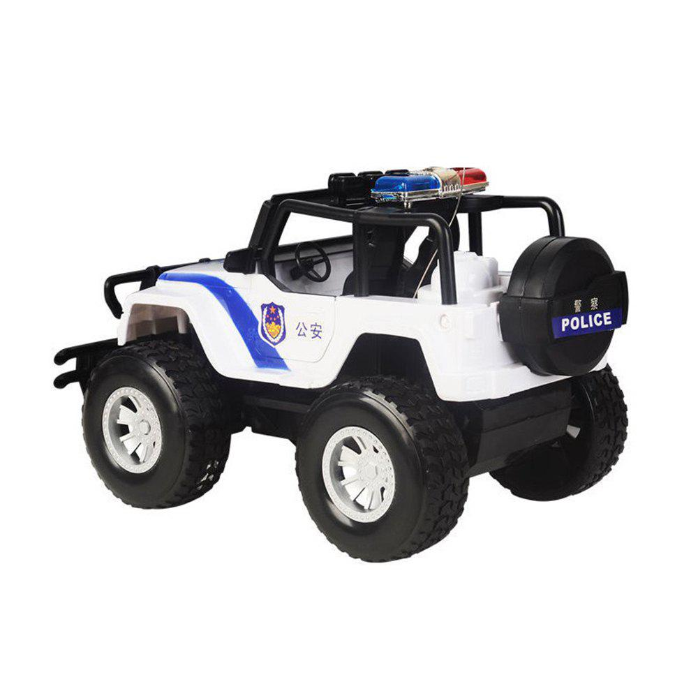 Shop Four-Channel Wireless Remote Police Car