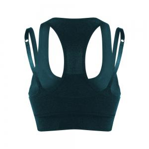 Women Fitness Crop Top Running Underwear High Shockproof  Yoga Bras -