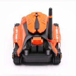 Attop 211 WiFi Real-Time Transmission of High Definition Aerial Video Car Mini Tank Car Intelligent Remote Control Car T -