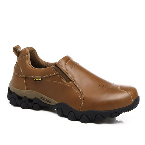 Discount New Leather Casual Outdoor Shoes