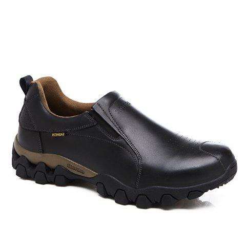 Unique New Leather Casual Outdoor Shoes