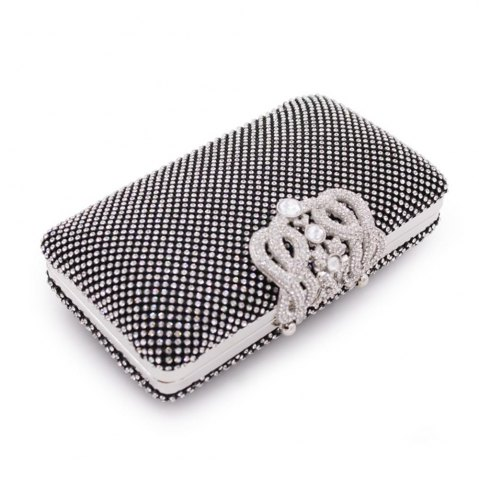 Online 2016 New Arrival Wristlets Silt Pocket Min Interior Slot Hot Style of Full Diamond Evening Clutch Bag Party Purse