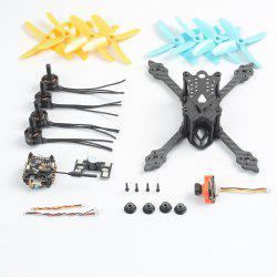 SKYSTARS X140 140mm Micro FPV Racing Drone DIY Kit -