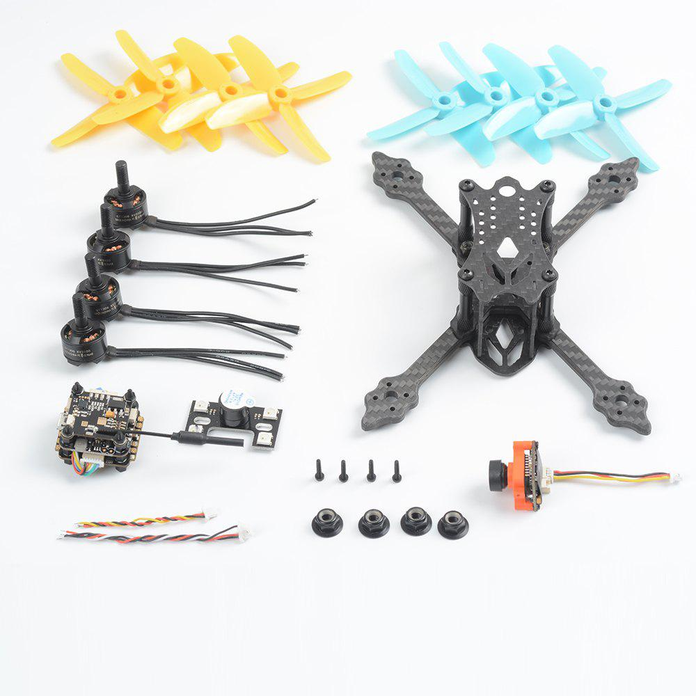 Best SKYSTARS X140 140mm Micro FPV Racing Drone DIY Kit