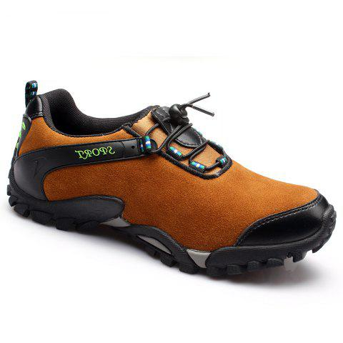 Outfit Men Casual Trend for Fashion Leather Flat Lace Up Outdoor Shoes