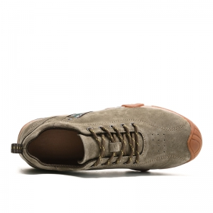 Simple Casual Shoes Lace-up Outdoor Anti-slip for Men -