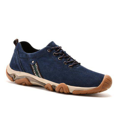 Hot Simple Casual Shoes Lace-up Outdoor Anti-slip for Men
