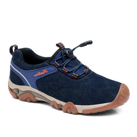 Best Men Casual Trend for Fashion Lace Up Outdoor Flat Type Leather Shoes