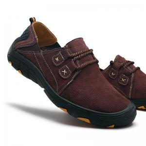 Men Casual Trend for Fashion Outdoor Hiking Flat Loafers Shoes -