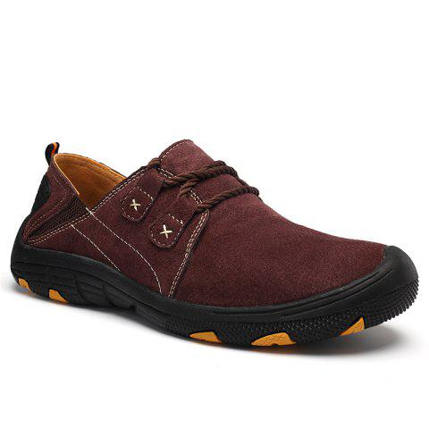 Online Men Casual Trend for Fashion Outdoor Hiking Flat Loafers Shoes