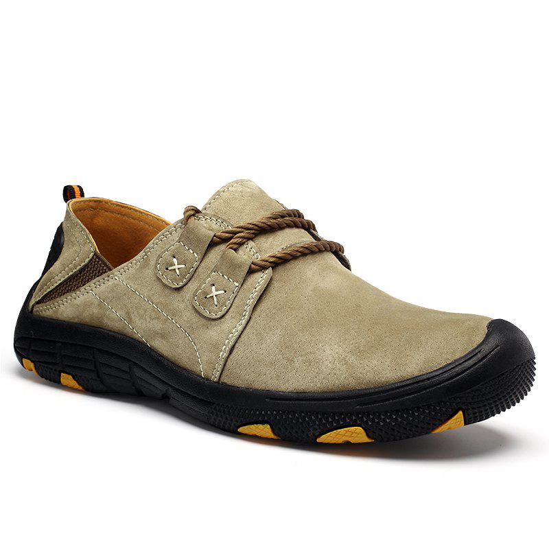 New Men Casual Trend for Fashion Outdoor Hiking Flat Loafers Shoes