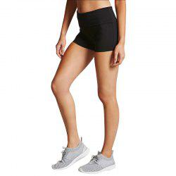 Women'S High Projectile Running Bottled Shorts -