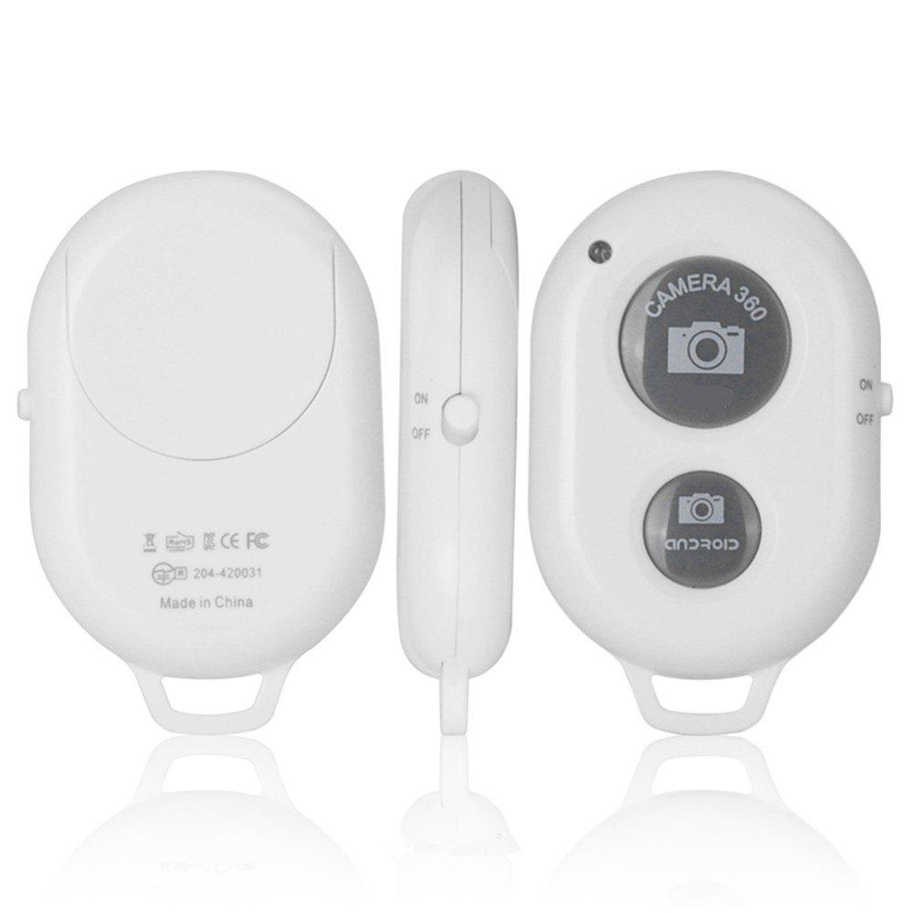 Outfits Wireless Bluetooth Camera Remote Control Self timer Shutter Release for iOS and Android System Wholesales