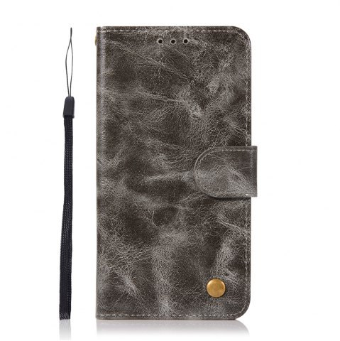 Cheap Luxurious Retro Fashion Flip Leather Case PU Wallet Cover Cases For Huawei Y5 2017 Smart Cover Phone Bag with Stand