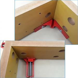 90 Degrees Right Angle Corner Clamp Fish Tank Picture Holder Woodworking Holder Clamps 4 Pcs/set -
