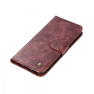 Simple and High-end Retrofit Leather Cover for Xiaomi Millet 5X -