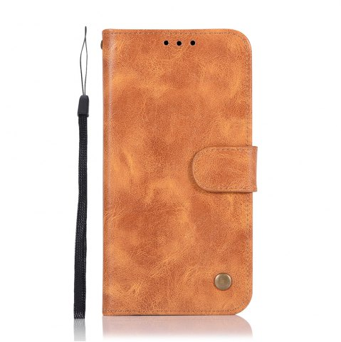 Sale Simple and High-end Retrofit Leather Cover for Xiaomi Millet 5X