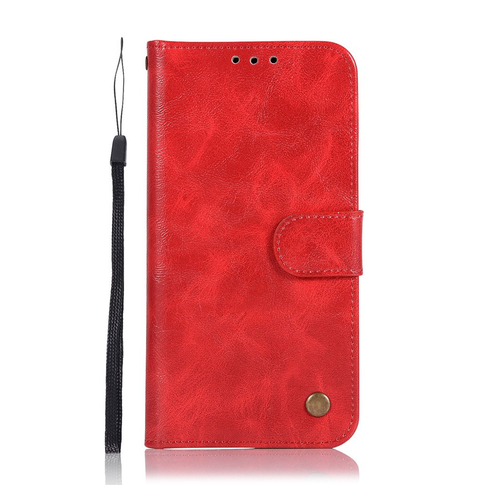 Shop Simple and High-end Retrofit Leather Cover for Xiaomi Millet 5X