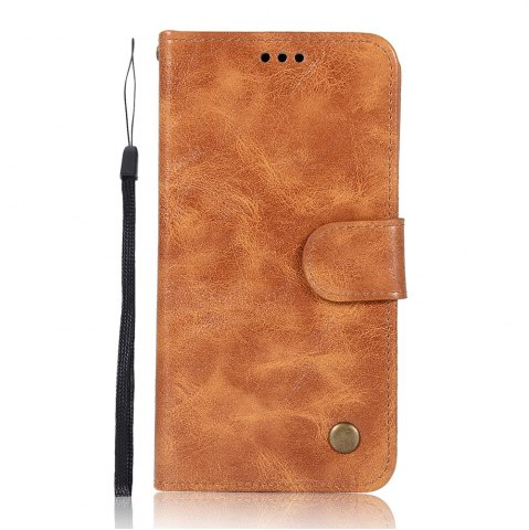 Hot The Mobile Phone Protection Shell Simple High-end Retro Leather Cover for Xiaomi Redmi 3S