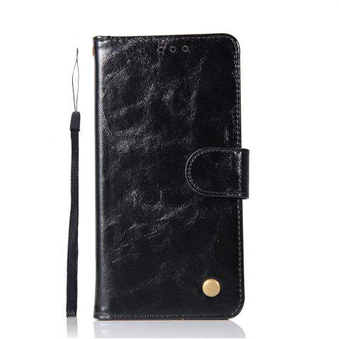 Hot For Huawei P10plus Retrograde Wear Covers with A Cord to Protect the Leather Case