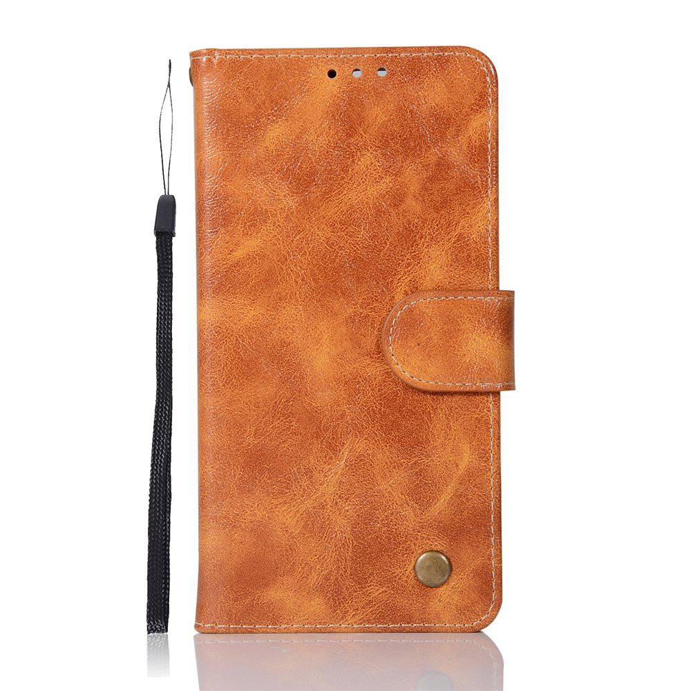 Shops For Huawei P10plus Retrograde Wear Covers with A Cord to Protect the Leather Case