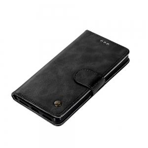 Retro Tattoo Covers the Cover with A Cord On the Phone to Protect the Leather Case for Huawei Glory 7 -