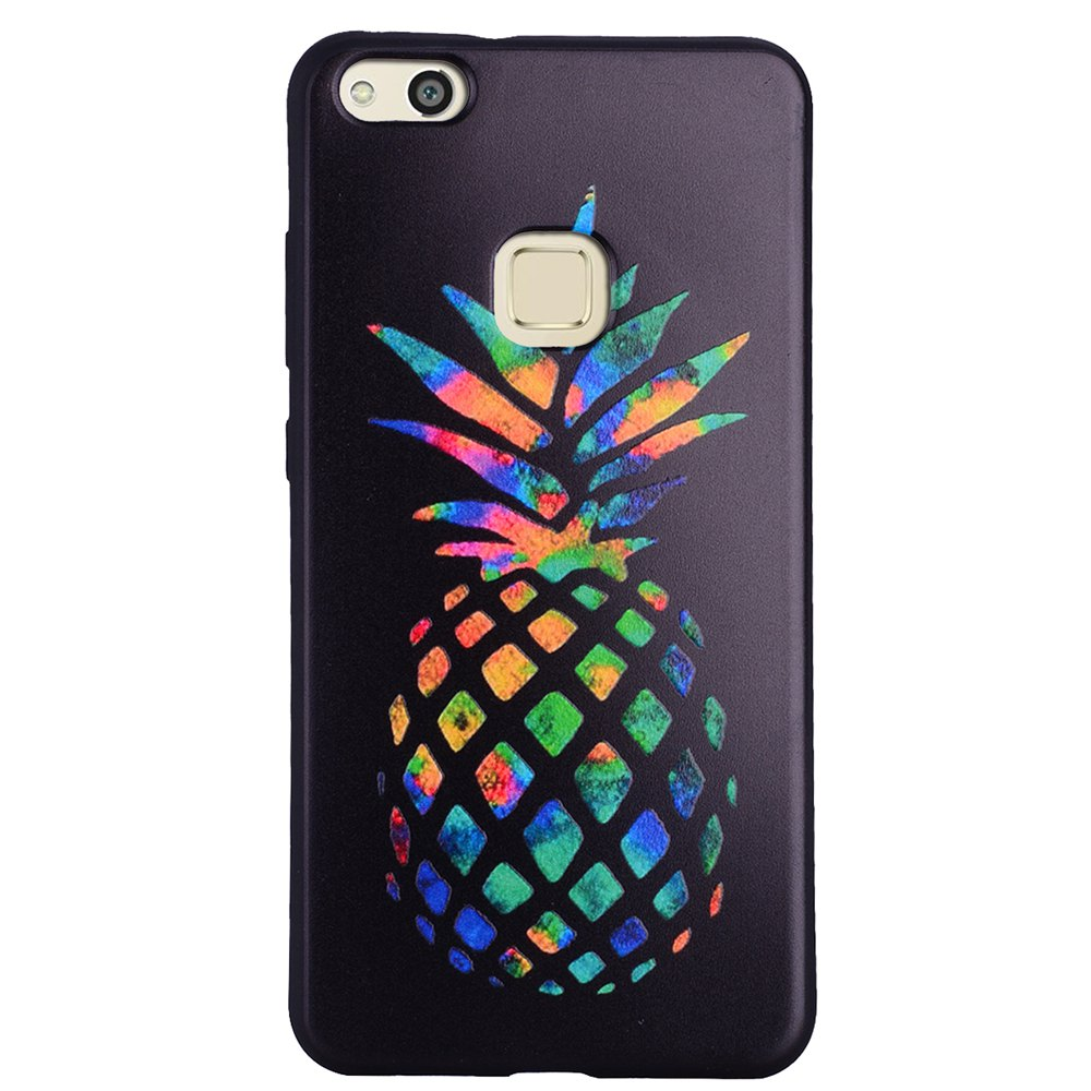 Pour Huawei P10Lite Couleur Ananas TPU Téléphone Mobile Protection Shell