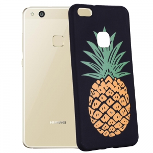 Pour Huawei P10Lite Ananas TPU Mobile Phone Protection Shell -