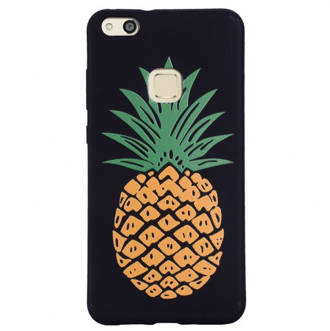 Pour Huawei P10Lite Ananas TPU Mobile Phone Protection Shell